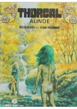 Thorgal Alinoe Wydanie I