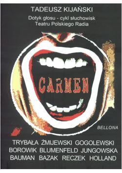 Carmen książka z płytą CD