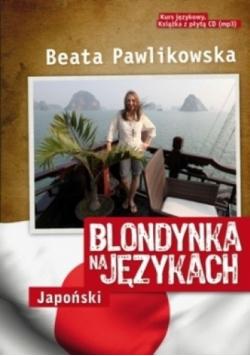 Blondynka na językach Japoński płyta CD
