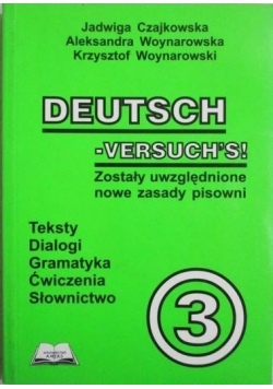 Deutsch versuch s 3