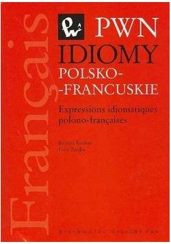 Idiomy polsko francuskie