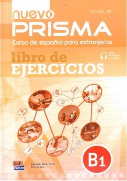 Nuevo Prisma nivel B1 ćwiczenia + zawartość online
