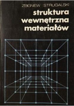 Struktura wewnętrzna materiałów