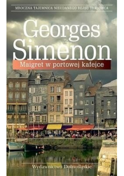Maigret w portowej kafejce