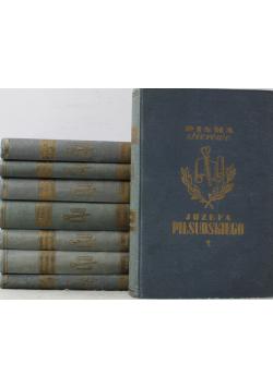 Pisma zbiorowe Józef Piłsudski 8 tomów 1937 r