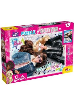 Puzzle Barbie Follow your heart! Glitter 108