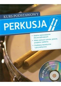 Perkusja Kurs podstawowy + CD