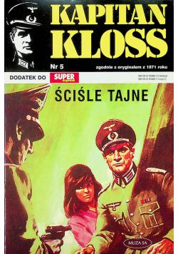Kapitan Kloss nr 5 Dodatek