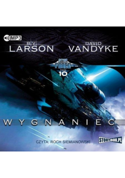 Star Force T.10 Wygnaniec audiobook