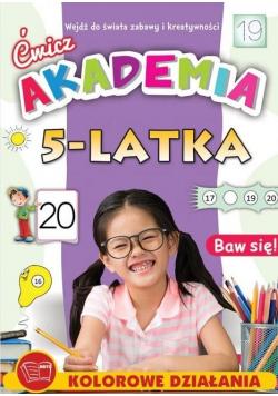 Ćwicz Akademia 5-latka
