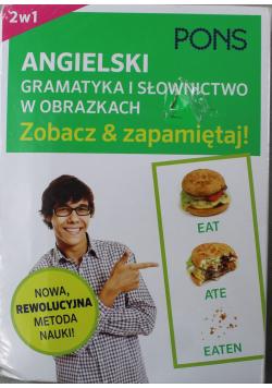 Angielski Gramatyka i słownictwo w obrazkach