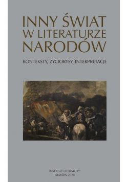 Inny świat w literaturze narodów