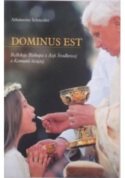 Dominus Est Refleksje Biskupa z Azji Środkowej o Komunii świętej
