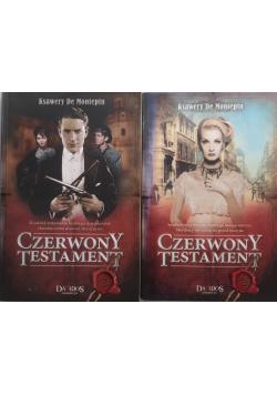 Czerwony Testament 2 tomy