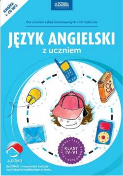 Język angielski z uczniem + płyta CD