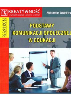 Podstawy komunikacji społecznej w edukacji