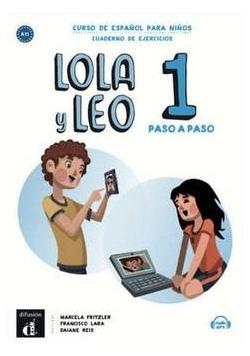 Lola y Leo Paso a Paso 1 zeszyt ćwiczeń