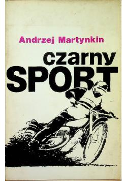 Czarny sport