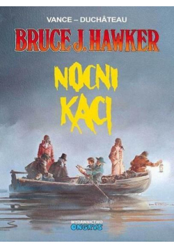 Bruce J. Hawker T.6 Nocni Kaci