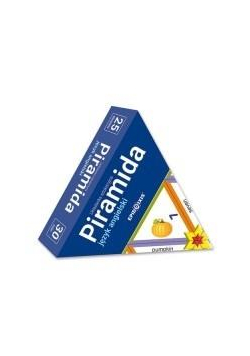 Piramida Język angielski JA1
