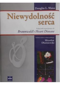 Niewydolność serca Podręcznik towarzyszący do Braunwalds Heart Disease