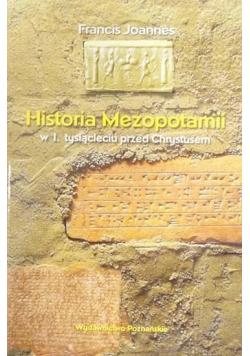 Historia Mezopotamii