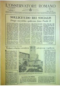 Losservatore Romano 36 nr