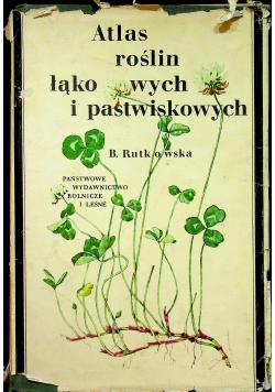 Atlas roślin łąkowych i pastwiskowych