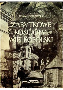 Zabytkowe kościoły Wielkopolski