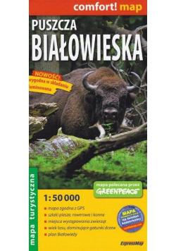 Comfort! map Puszcza Białowieska 1:50 000 w.2020