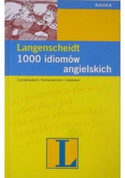 Langenscheidt 1000 idiomów francuskich