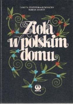 Zioła w polskim domu