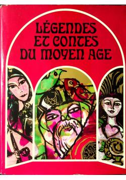 Legendes et contes du moyen age