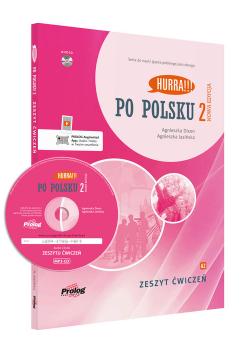 Hurra Po polsku 2 Zeszyt ćwiczeń + CD