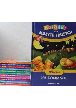 Książki dla małych i dużych  12 Tomów