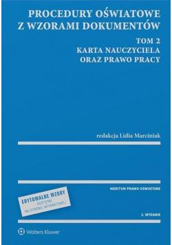 Procedury oświatowe z wzorami dokumentów w.2