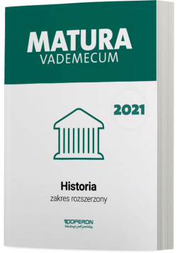 Historia Matura 2021 Vademecum ZR