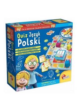 Mały Geniusz - Quiz Język Polski