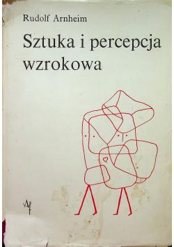 Sztuka i percepcja wzrokowa