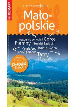 Polska Niezwykła. Małopolskie przewodnik + atlas