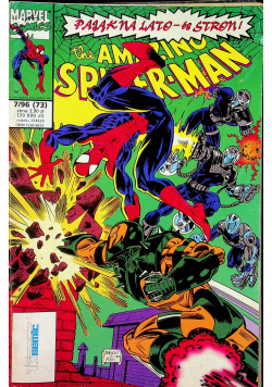 The amazing spiderman Nr 7