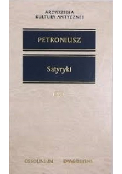 Satyryki Petroniusz