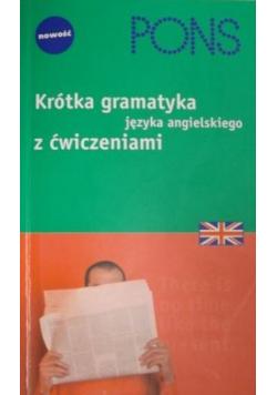 Pons krótka gramatyka języka angielskiego z ćwiczeniami