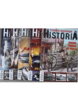Technika Wojskowa Historia V Tomów