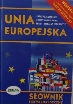 Unia Europejska słownik encyklopedyczny