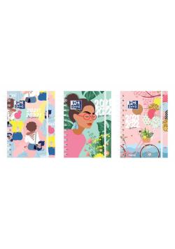 Kalendarz 2021-22 12x18 BTS Pastel OXFORD
