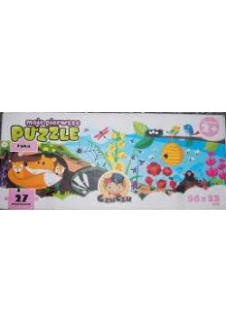 Łąka Moje pierwsze puzzle 27
