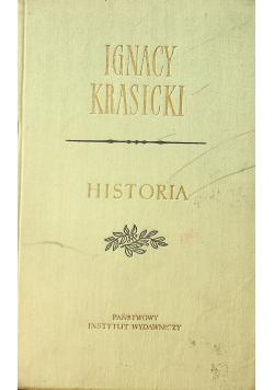 Krasicki Historia