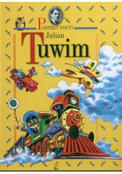 Portret poety Julian Tuwim