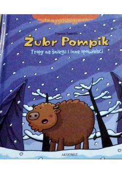 Żubr Pompik Tropy na śniegu i inne opowieści